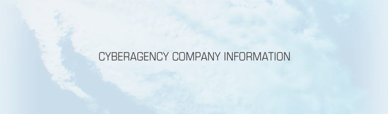 CYBERAGENCY COMPANY INFORMATION